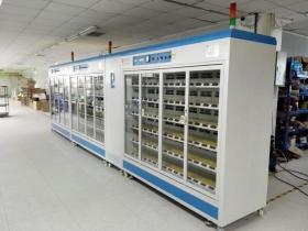 移动电源老化柜的控制方式