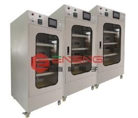 移动电源老化柜的老化特点之恒压充电