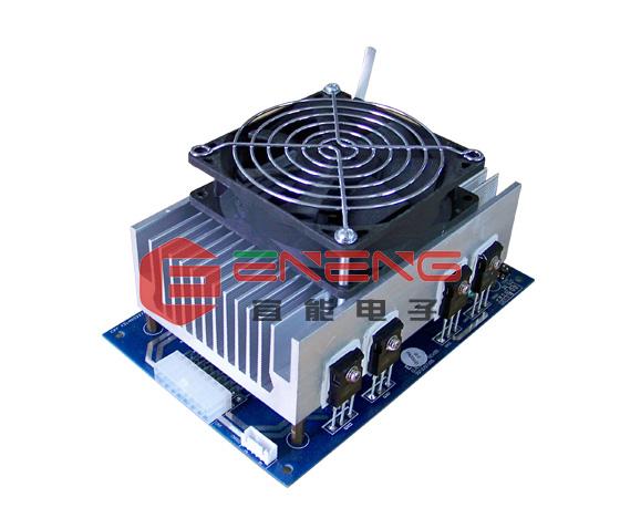 适配器电源老化电子负载研发